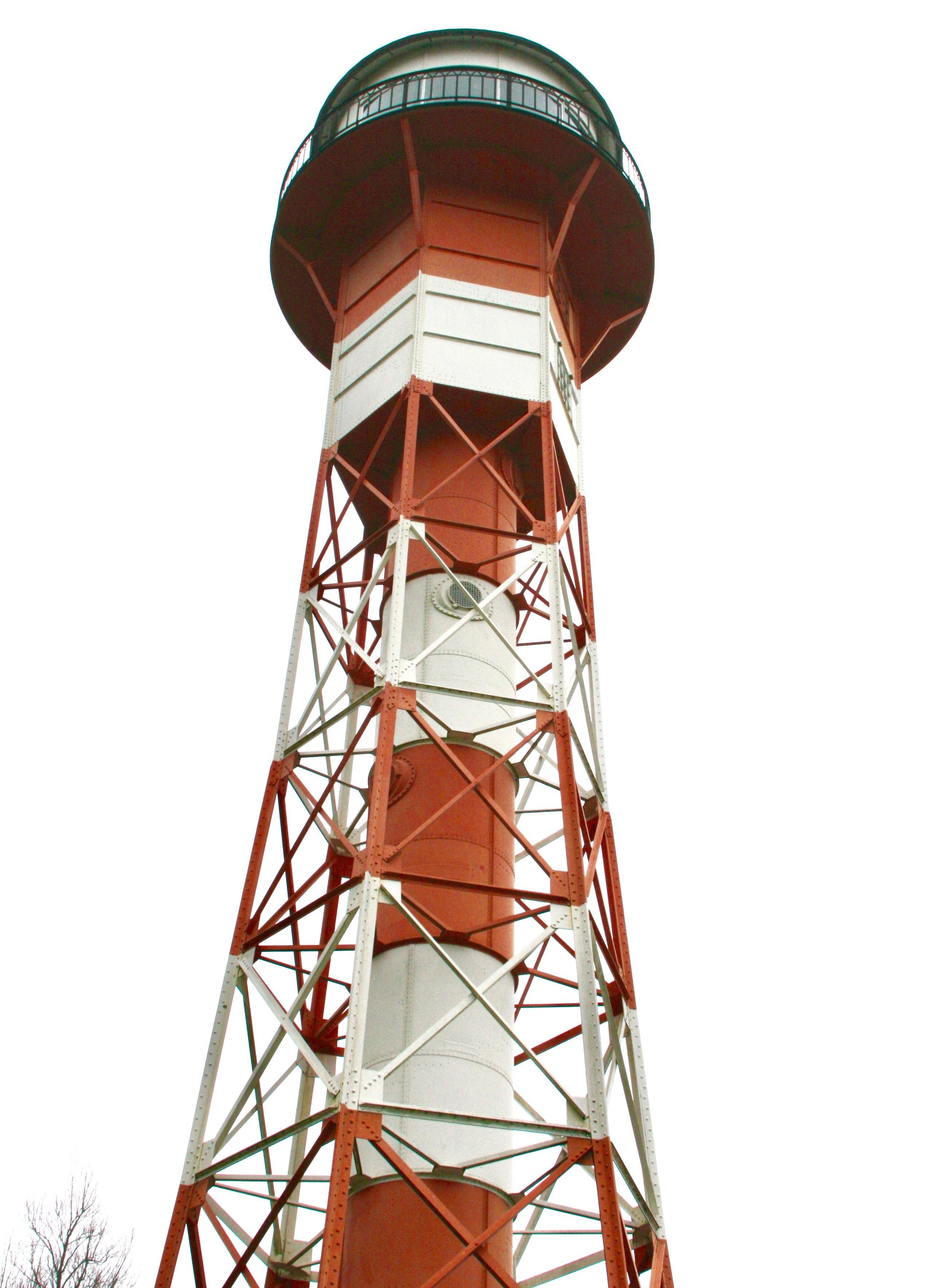 Leuchtturm Elbe