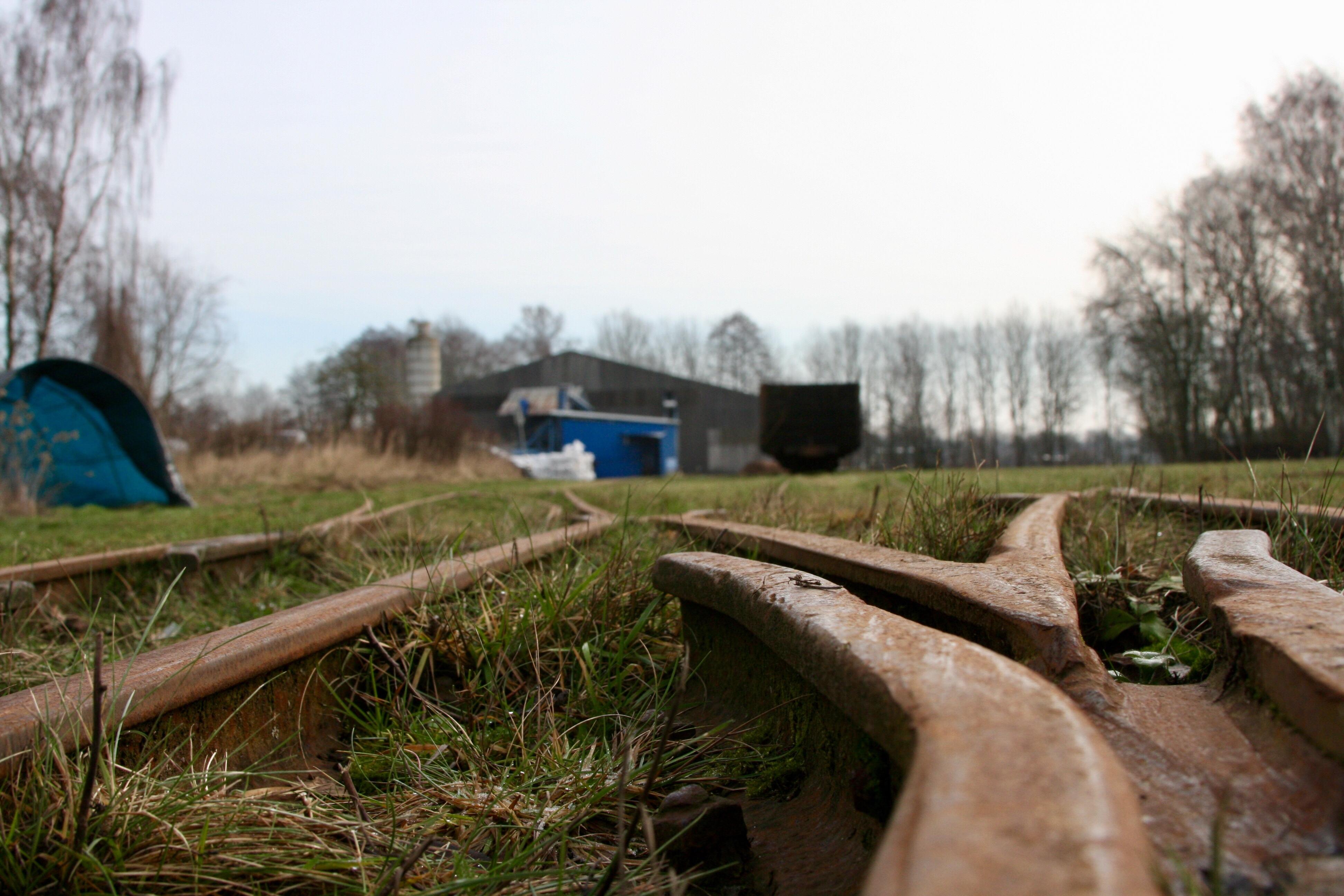 Torfbahn Gleise