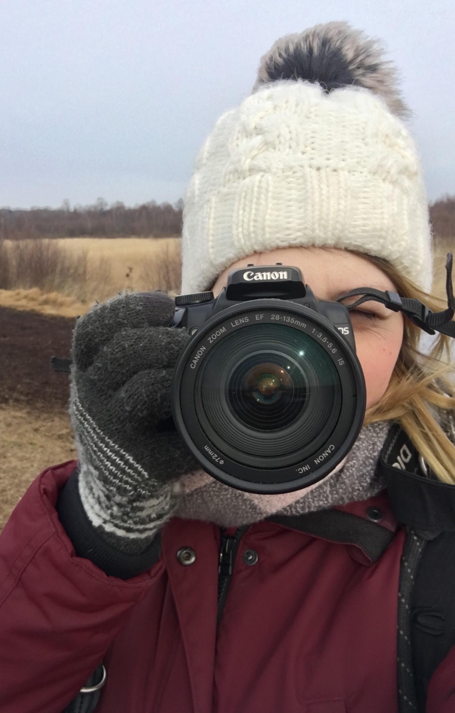 Fotografie-Wandern