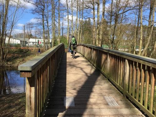 Brücke Alsterwandernweg